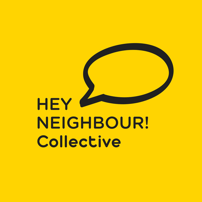 Hey Neighbour Collective favicon.