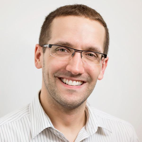 Anthony Kupferschmidt Executive Director (West End Seniors' Network).