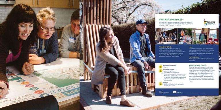 Partner snapshot: Building Resilient Neighbourhoods