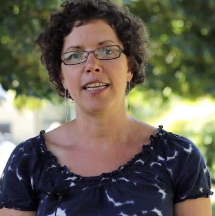 Dr. Meghan Winters SFU Research Co-lead Associate Professor, SFU Health Sciences.